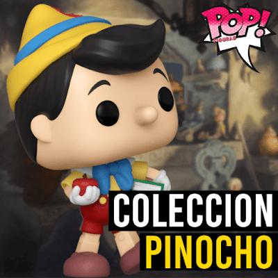 Lista de figuras Funko POP Pinocho