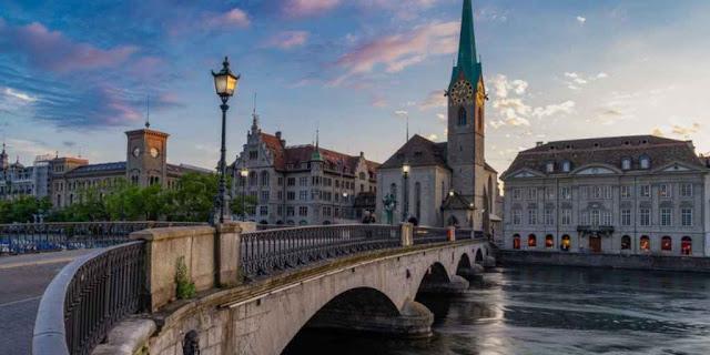 AWS Zurich Region