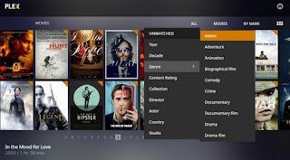 Programma Plex Media Player