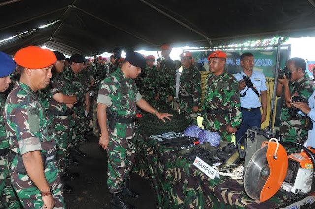 Panglima TNI : Tugas PPRC TNI Hancurkan Musuh