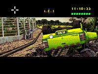 Videojuego Jurassic Park Sega CD