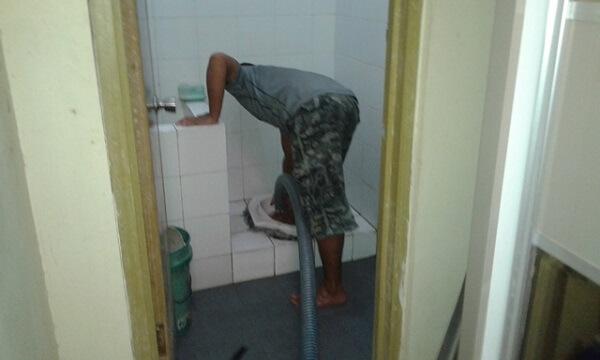Juru sedot wc Dawarblandong Mojokerto