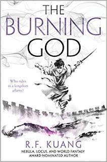 The Burning God by RF Kuang