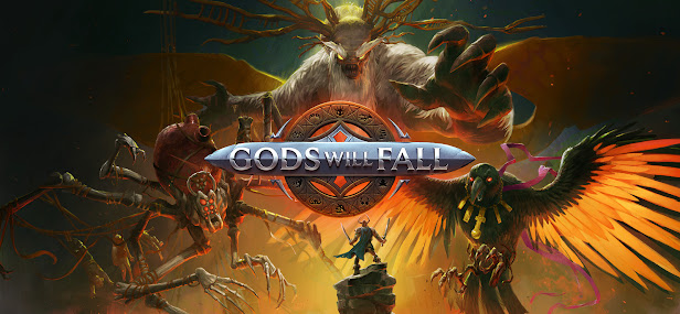 Gods Will Fall Review - A Mixed Dungeon RPG With Good Ideas