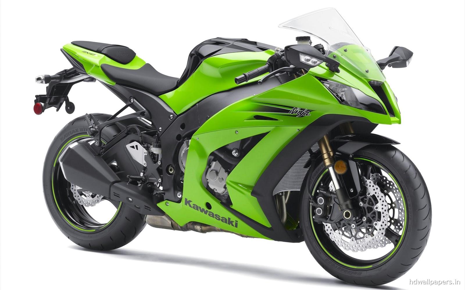 Kawasaki Ninja Motorcycles ~ Top Bikes Zone