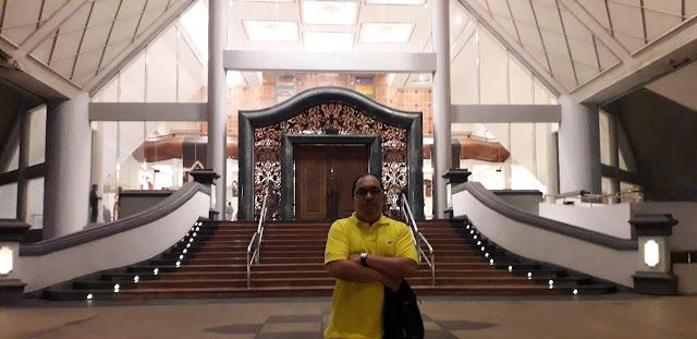 Lajang Peraja @ Istana Budaya