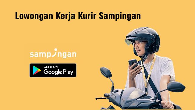 Lowongan Kerja Kurir Instant Delivery Sampingan Tangerang