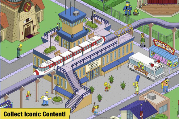 Download The Simpsons Tapped Out Mod Apk v4.37.5 Unlimited Money Cash Donuts Android Terbaru 2019