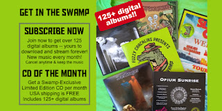 The Swamp CD of the Month