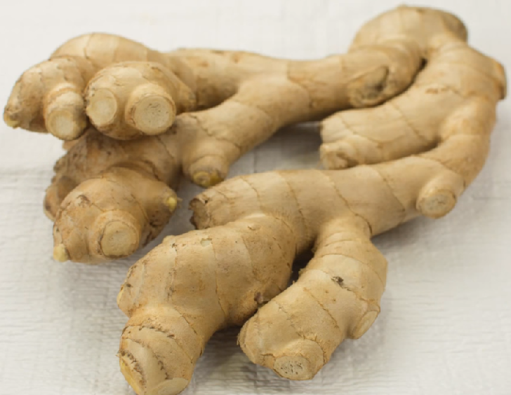 Peel the ginger with a spoon and keep it in the freezer sealed in a plastic bag.