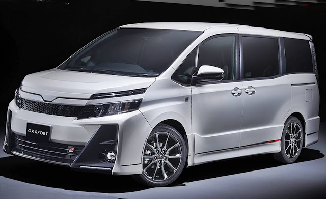 2019 Toyota Voxy In Japan
