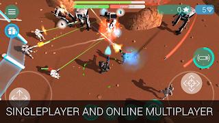 CyberSphere: Sci-fi Shooter v1.6.8