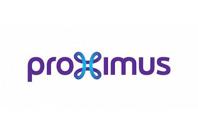 Proximus, fibra fins a casa, a Bèlgica