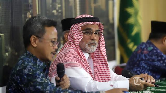 Surat Terbuka untuk Presiden Jokowi: Pulangkan Dubes Saudi!