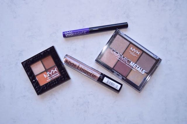 Especial productos de maquillaje favoritos de Nyx (Ojos)