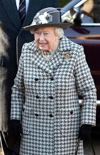 Queen shows her understanding of the Media scrutiny that the Duke and Duchess of Sussex have faced