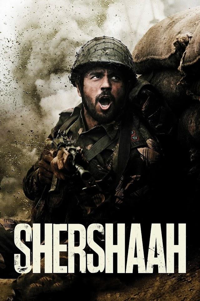 Shershaah 2021 x264 720p WebHD Esub Hindi THE GOPI SAHI