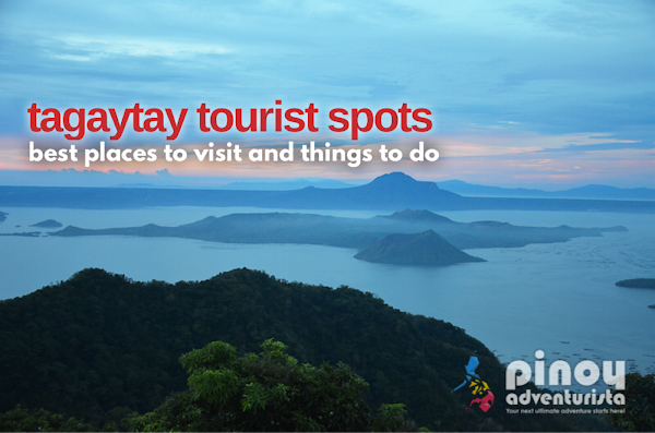 Tourist Spots in Tagaytay Travel Guide Blog