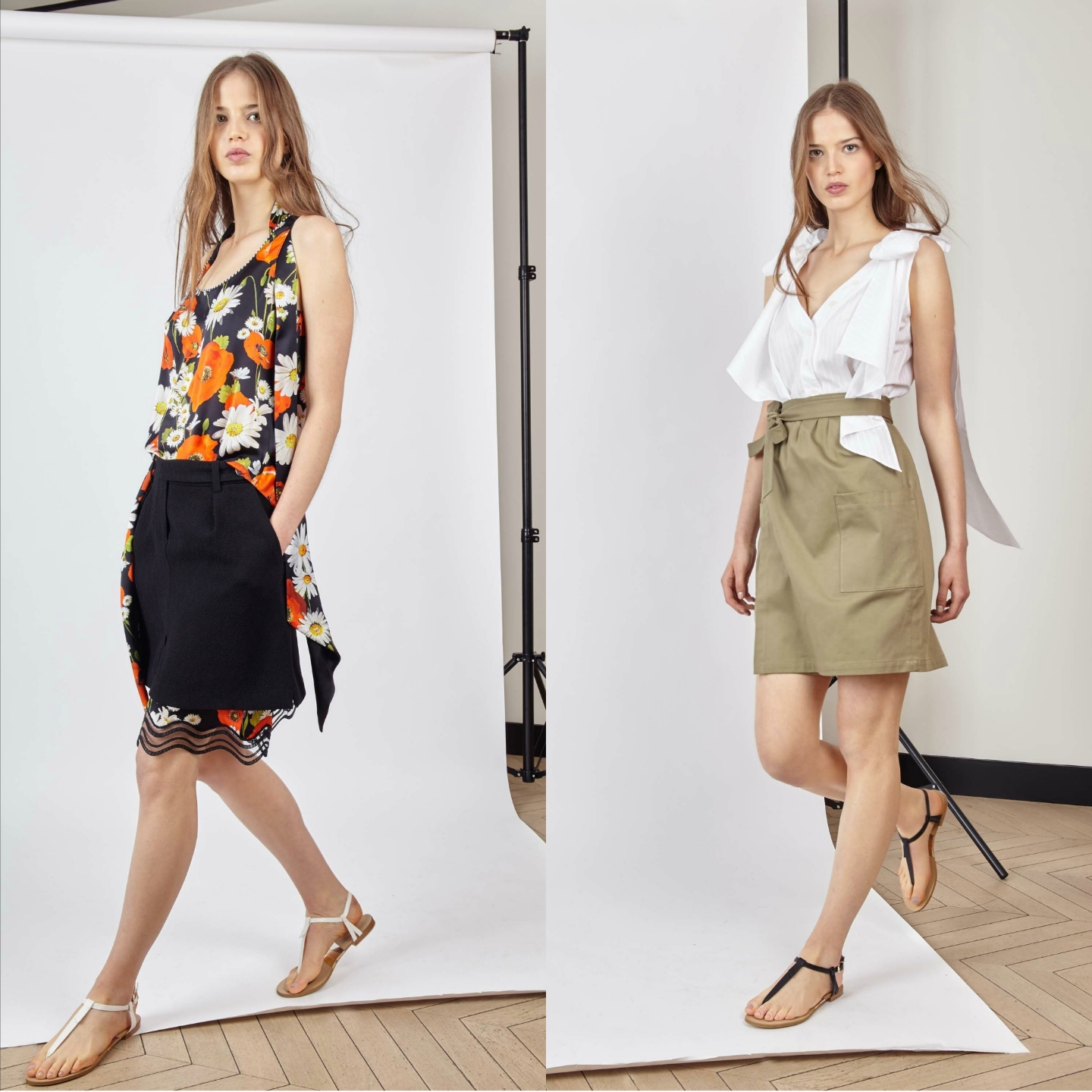 Eniwhere Fashion - Resort Collection - Primavera 2017 - Alexis Mabille