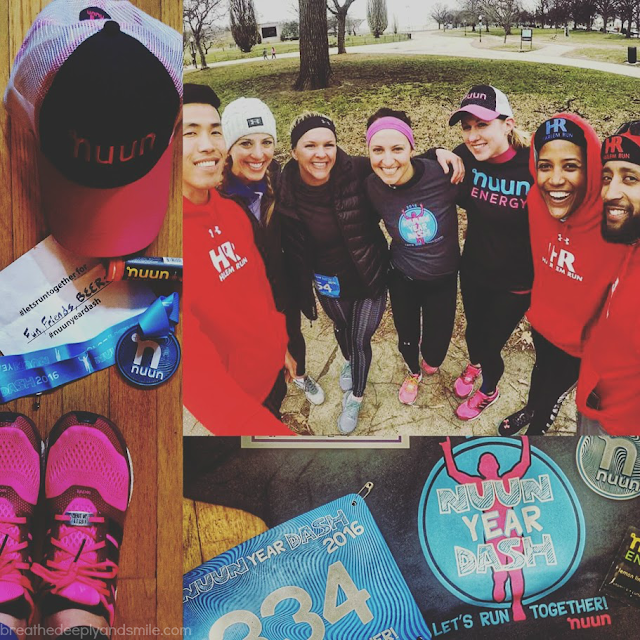 5 Friday Favorites featuring Mizuno Running & Snacking-Nuun-Year-Dash