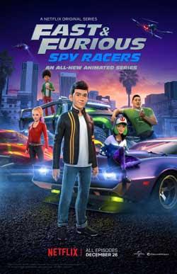 Fast & Furious Spy Racers (2020) Season 2 Complete