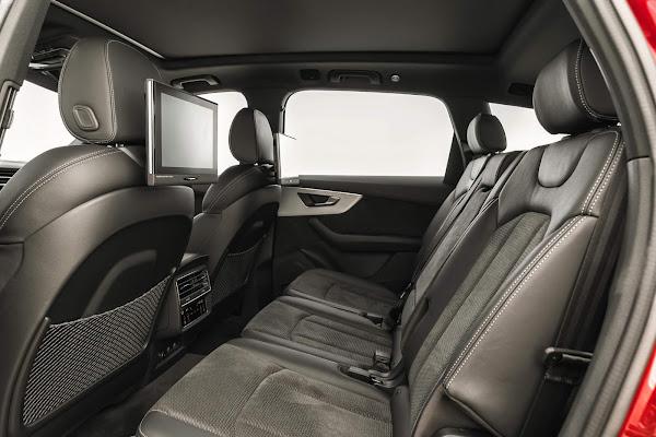 Novo Audi Q7 2021 chega ao Brasi por R$ 414.990 - fotos