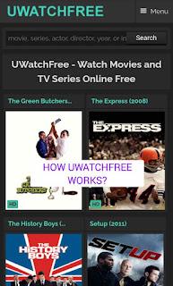 How UWatchFree works?