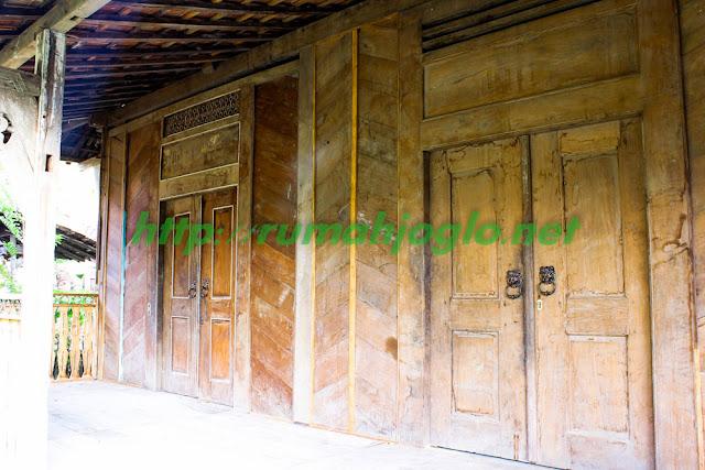 Jual Rumah Joglo Ndoro Angklung Jati