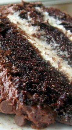 This cake is moist and has the perfect crumb. I cannot imagine making a chocolate cake using any other recipe. It is so easy to make and puts doctored cake…View Post