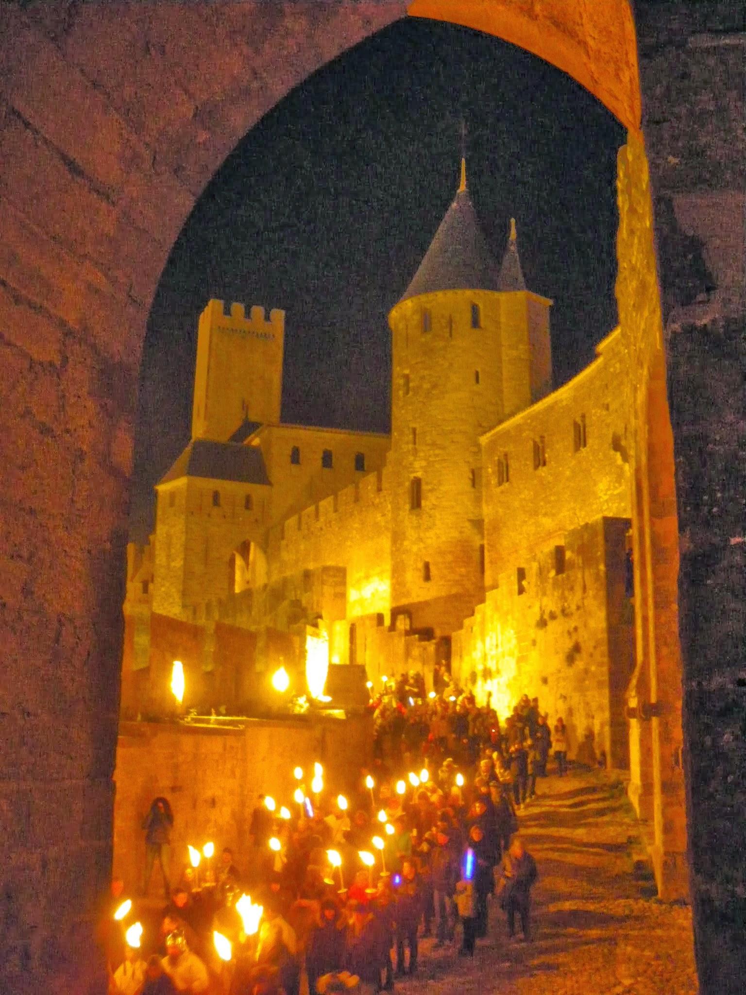 Carcassonne, Aude, Pays Cathare, France, Ruta Càtara, Carcassona