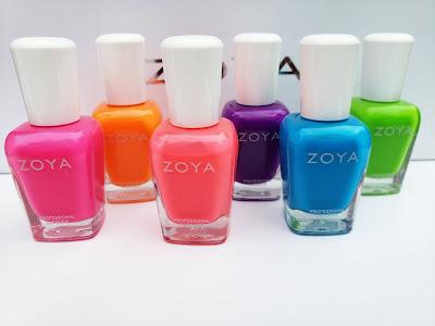Zoya Easy Neon 2021