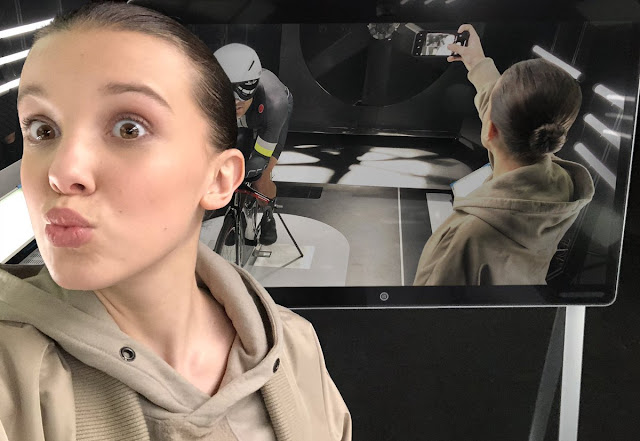 Millie Bobby Brown Tells the Cisco Webex Story in Latest Ad Campaign