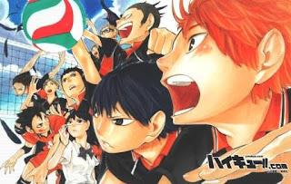 Anime Haikyu, link nonton Anime Haikyu, Haikyu, Haikyu anime, Haikyu di iqiyi, genre anime Haikyu, anime Haikyu sub indo
