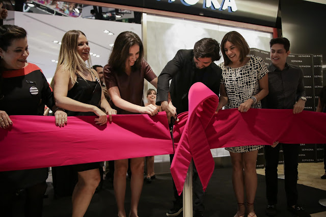 Sephora abre segunda loja em Brasília