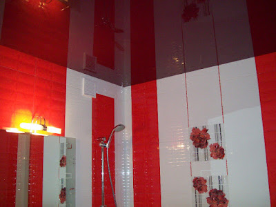 modern bathroom ceiling designs for home