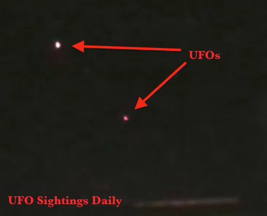 UFO SIGHTINGS DAILY: UFO Orbs Over New York July 30 2012 ...