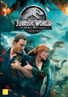 Baixar Jurassic World Reino Ameaçado Torrent - BluRay Dublado