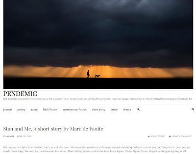 Pendemic website