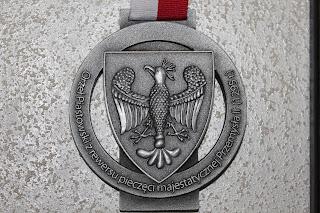 Bieg Flagi Medal