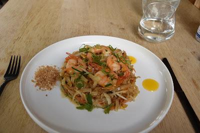 Plat restaurant Baan Nat (Arcueil), blog Délices à Paris.