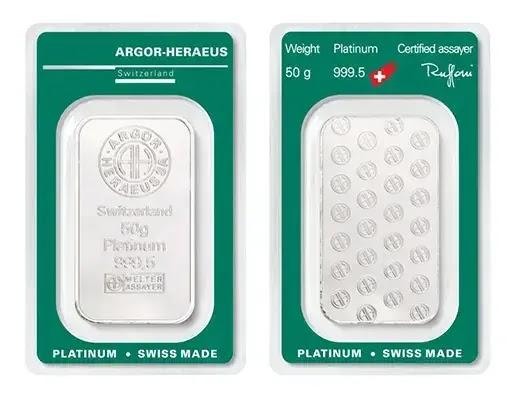 platinum, logam selain emas yang bisa jadi investasi