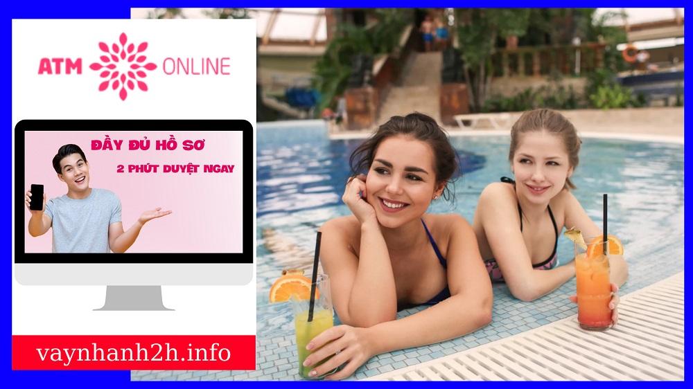 ATM Online – Vay Tiền Trực Tuyến 3 – 6 Triệu Chỉ CMND
