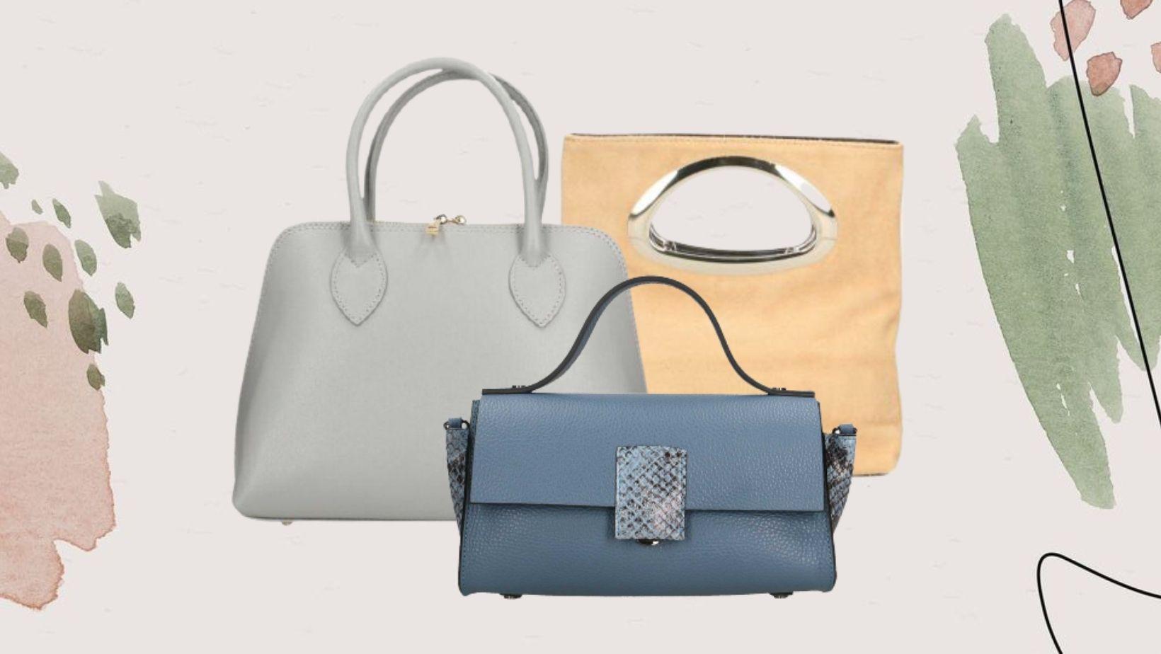 handmade Italian leather bags