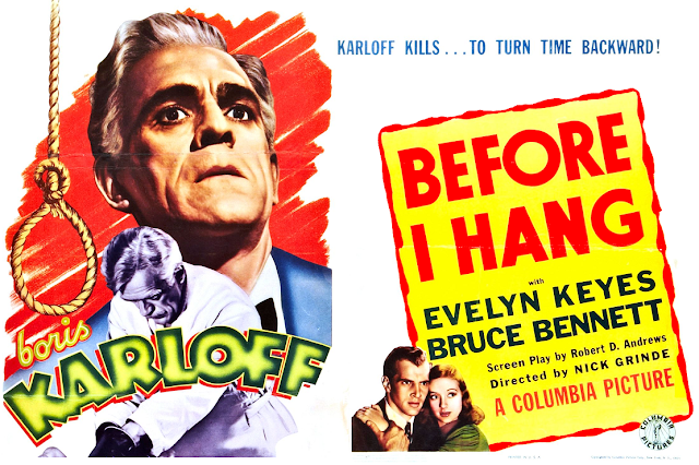 Before I Hang (1940) Free streaming Crime Movie