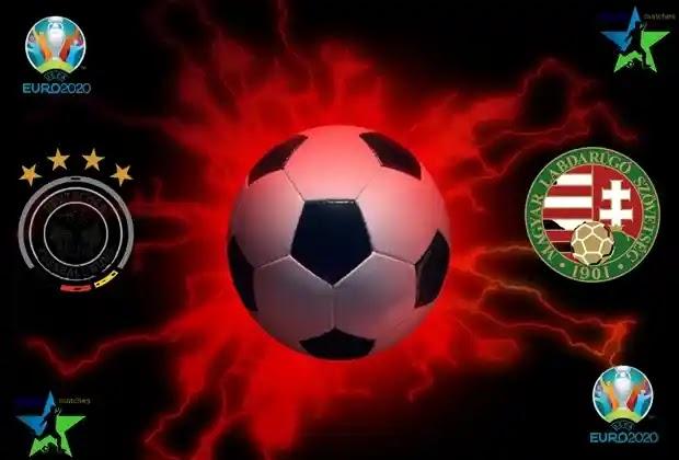 مباريات اليورو 2020,منتخب المانيا,منتخب المجر