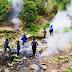 Sensasi Sauna Alami di Kawah Kamojang Kabupaten Bandung