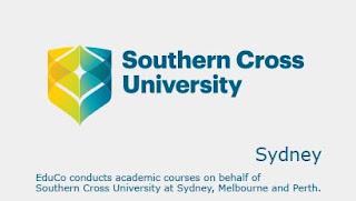 منحة لدراسة تخصصات عدة في جامعة Southern Cross بأستراليا لطلبة البكالوريوس والماجستير والدراسات العليا