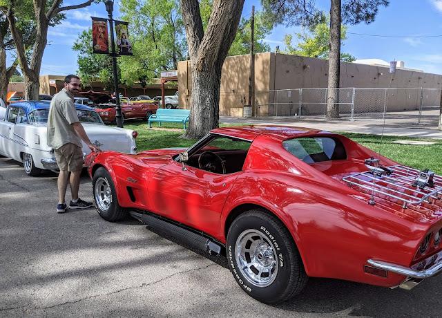 Albuquerque car show