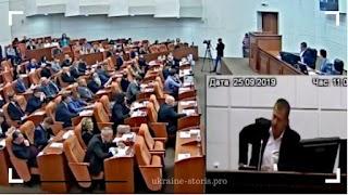 """""""Вы на@уй вопросы тупые задаете мне """": Мер Дніпра Філатов на сесії міськради обматюкав всіх присутніх. Відео"""