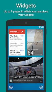 Smart Launcher 5 v5.2 build 048 Pro APK